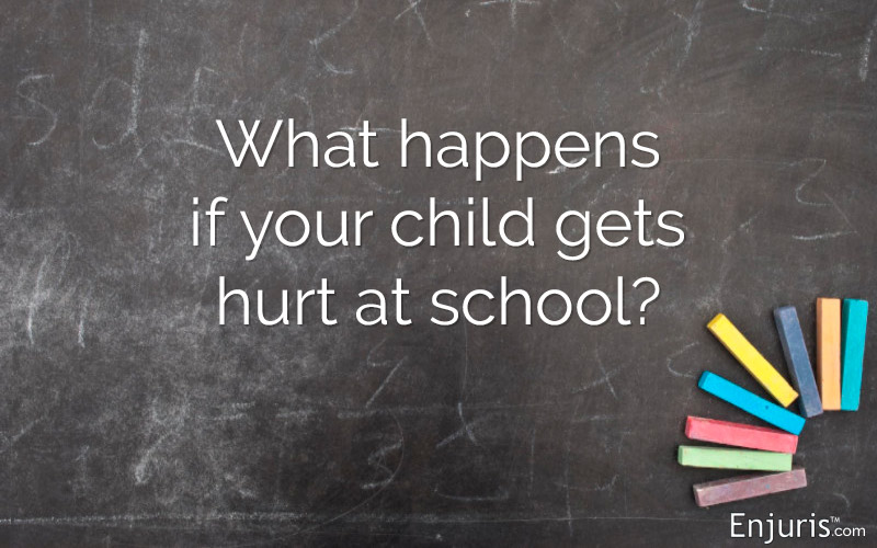 Kids Injured at School: Whose Insurance Pays For Treatment?