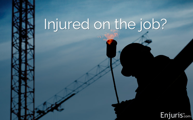 Benefits available if you suffer a work-related injury in Arizona