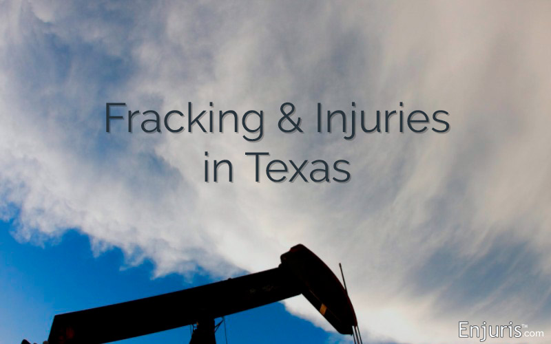 Fracking in & Injuries Texas