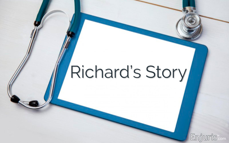 Richard's Story of opioids, Fentanyl and his pancreas