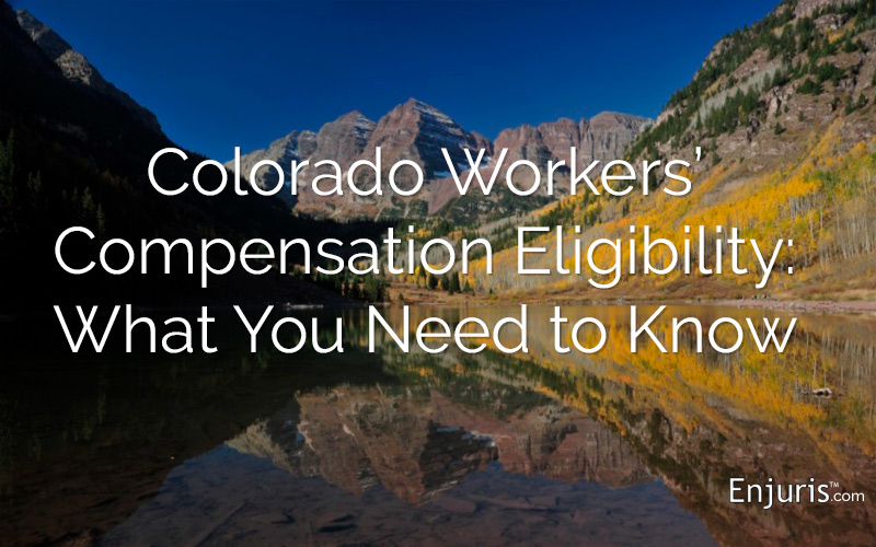Here's what you need to know about Colorado Workers' Compensation