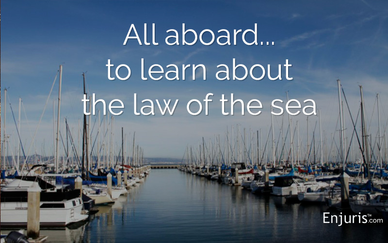 Texas maritime accident law