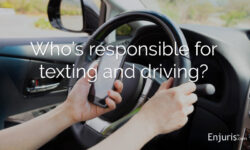 75 Students Speak Out on Responsibility for Distracted Driving: Part 2
