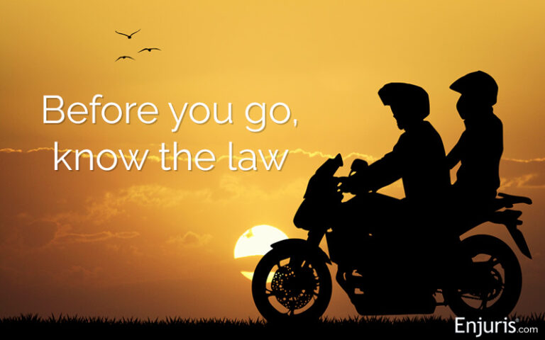 Florida motorcycle laws