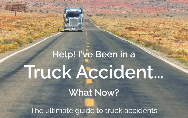 truck accident ebook