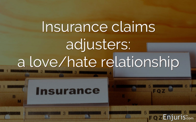 Insurance Claims Adjusters How To Deal After An Accident
