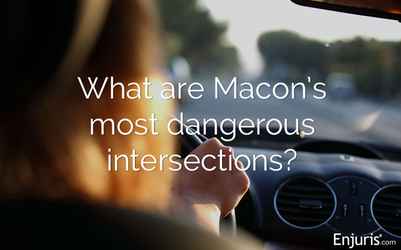 Macon Car Accident Statistics & What To Do After a Crash
