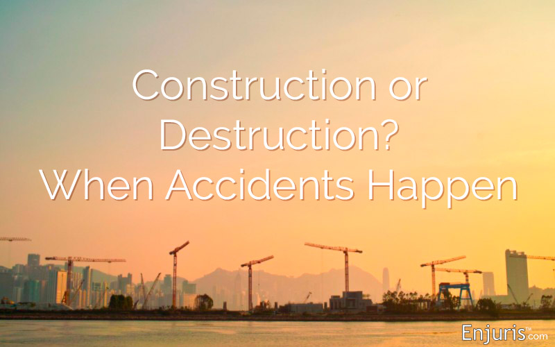 Construction accidents in Colorado