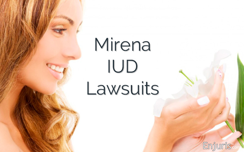 Mirena IUD Lawsuits