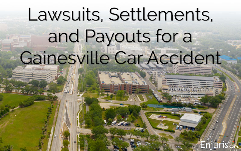 How to Find a Gainesville, FL Car Accident Lawyer