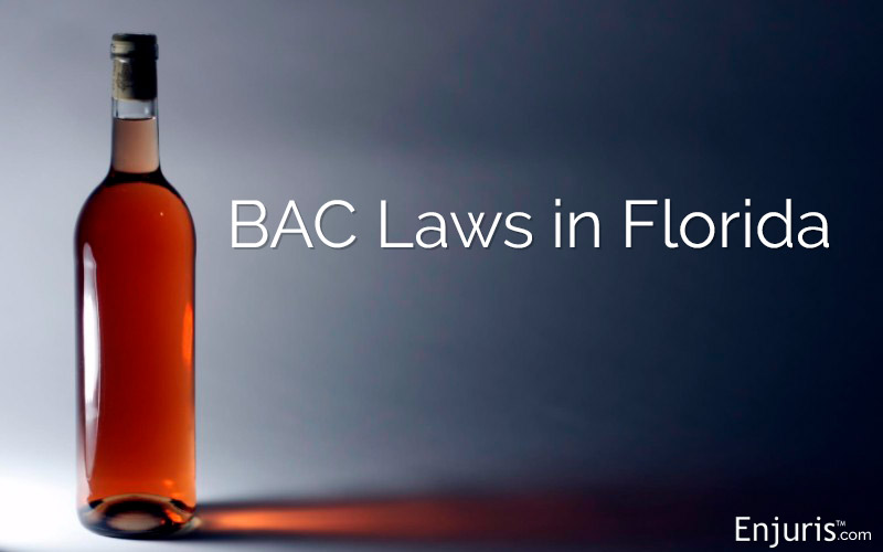 BAC Laws in Florida