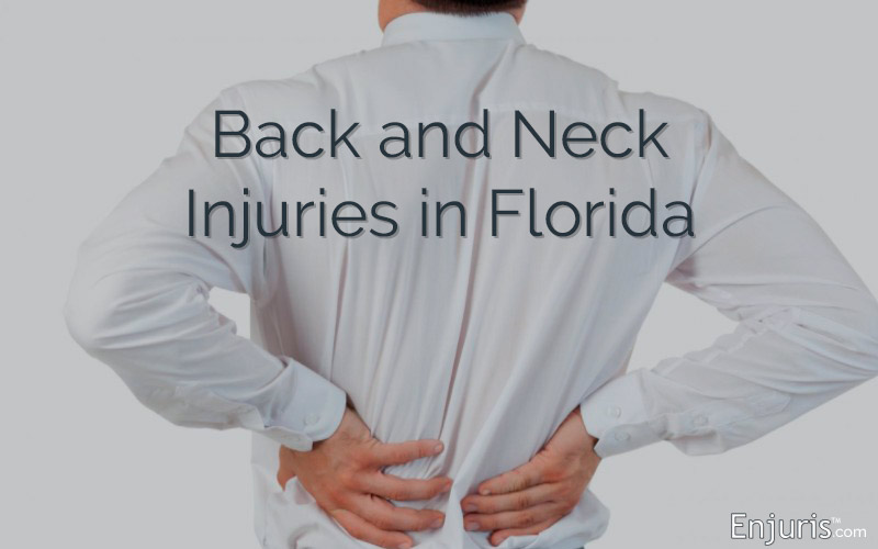 Back and Neck Injuries in Florida