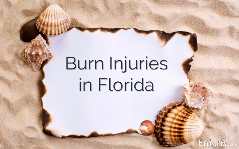 Burn Injuries in Florida
