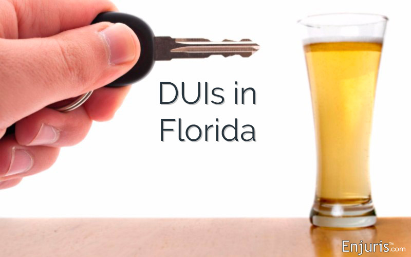 DUIs in Florida