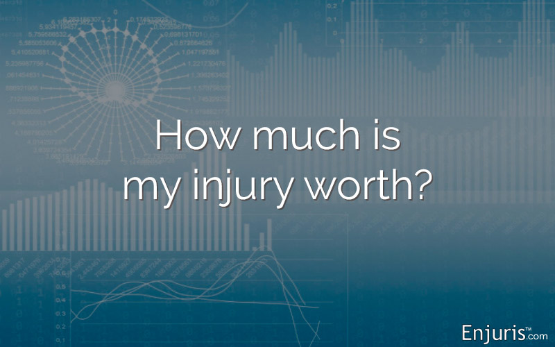calculating injury settlement value Florida