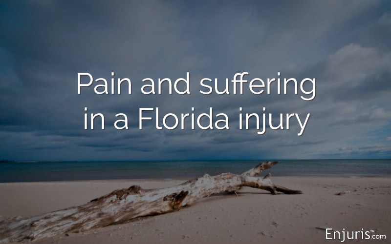 How to calculate pain & suffering – Florida