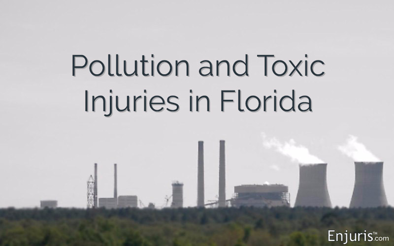 Pollution and Toxic Injuries in Florida