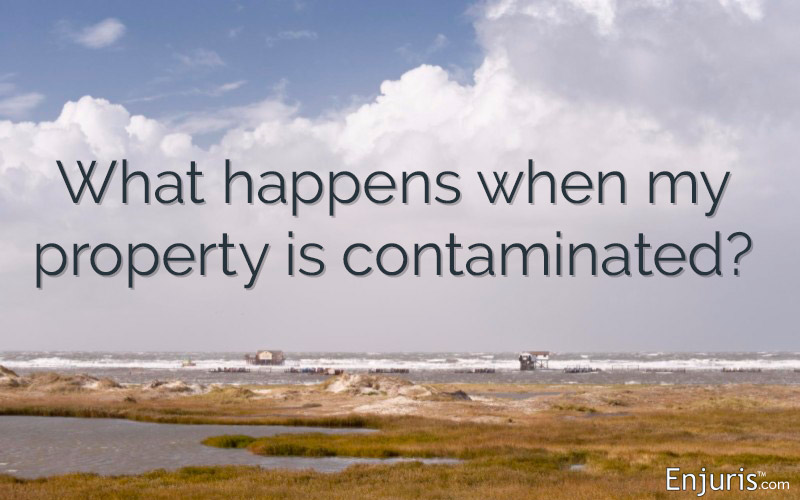Property contamination Florida