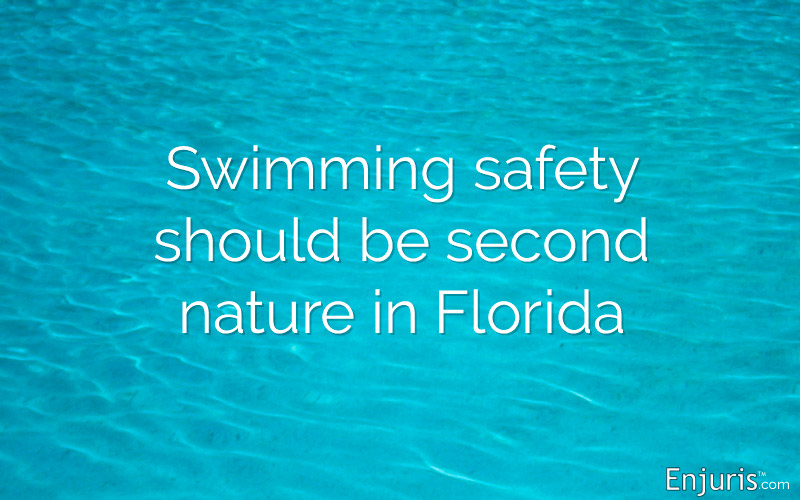 Swimming safety should be second nature in Florida