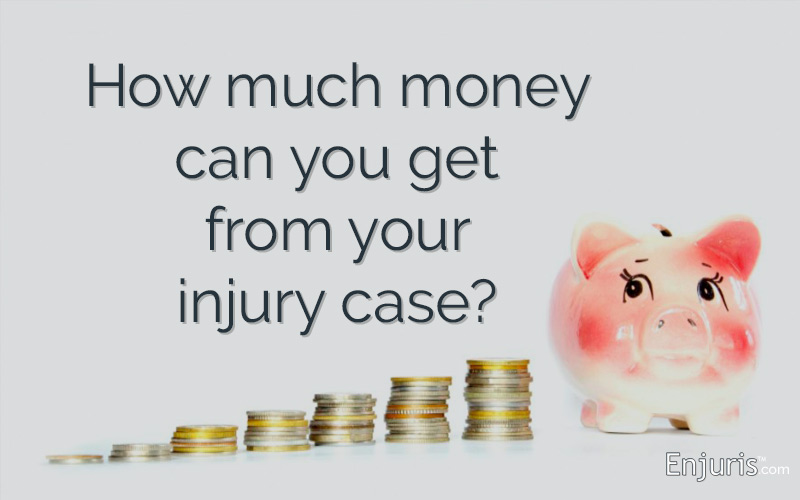 Calculating Damages in Georgia - from Enjuris.com, a personal injury lawyer directory