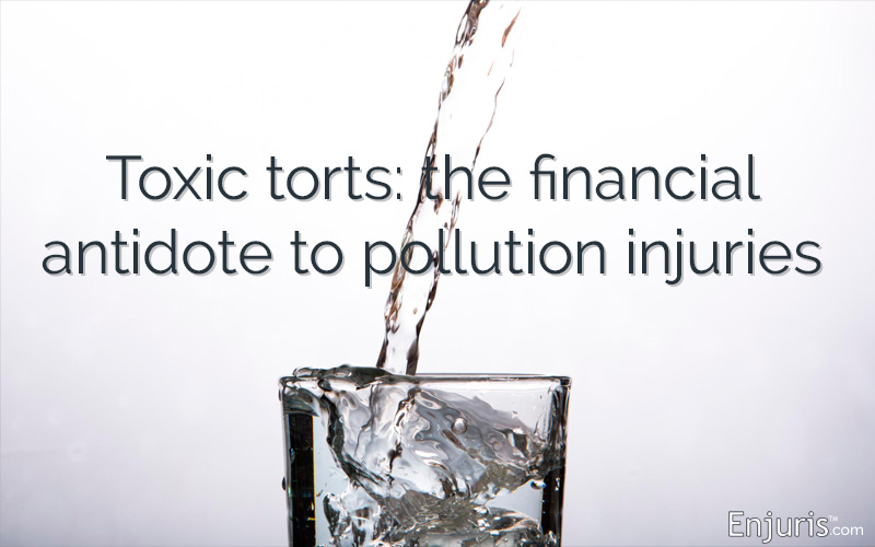 pollution toxic torts