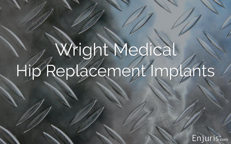Wright Medical Hip Replacement Implants