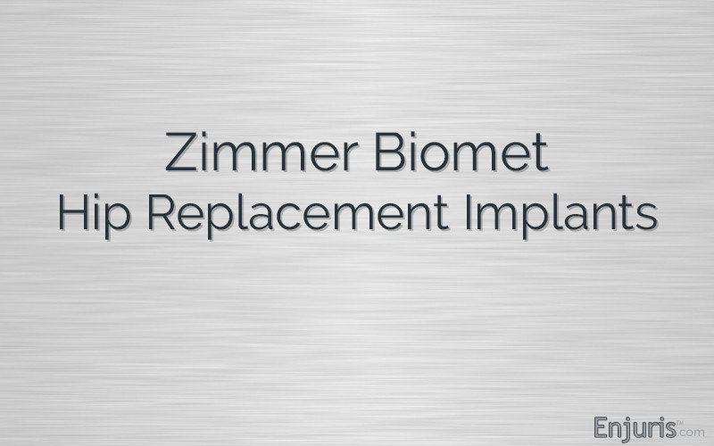 Zimmer Biomet Hip Replacement Devices, Failed Hip Implants