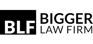 Bigger Law Firm logo