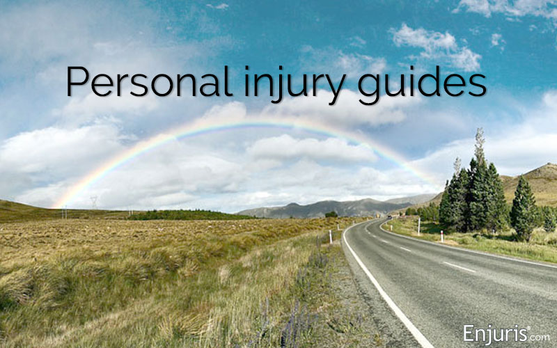 personal injury guides