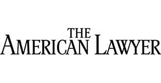 The American Lawyer logo