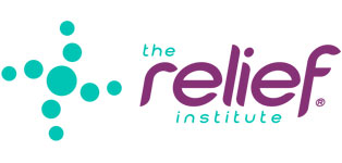 The Relief Institute logo