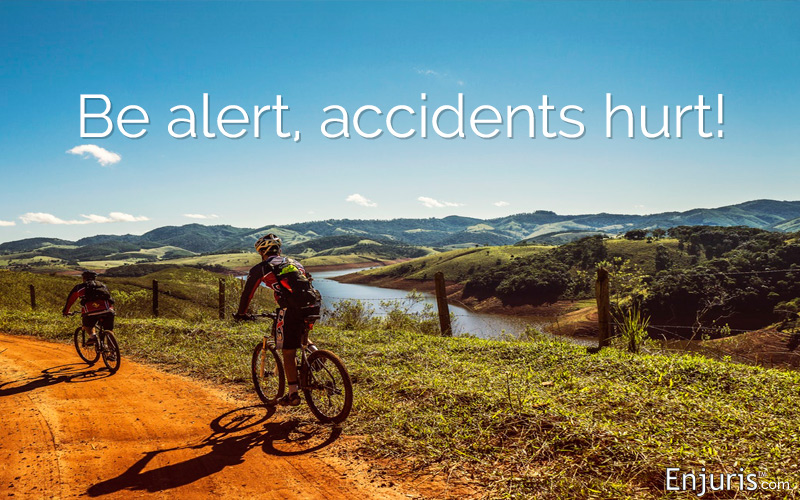Bike accidents in Montana