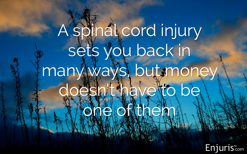 Montana spinal cord injuries