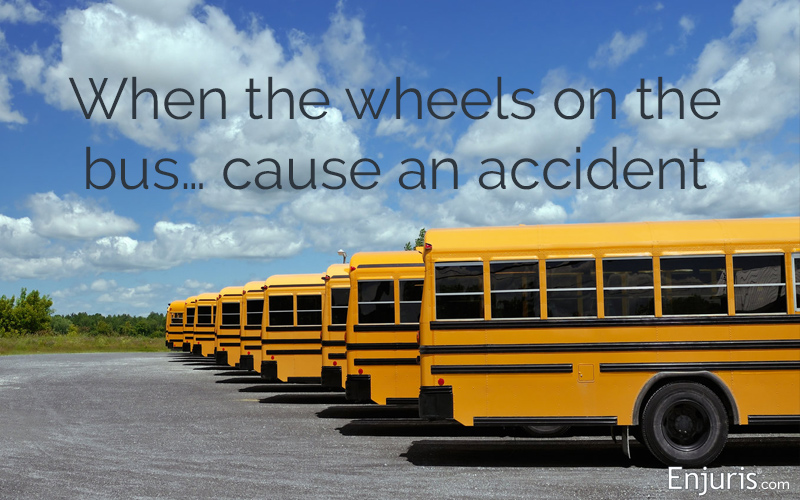 Accidente de autobús en Carolina del Norte