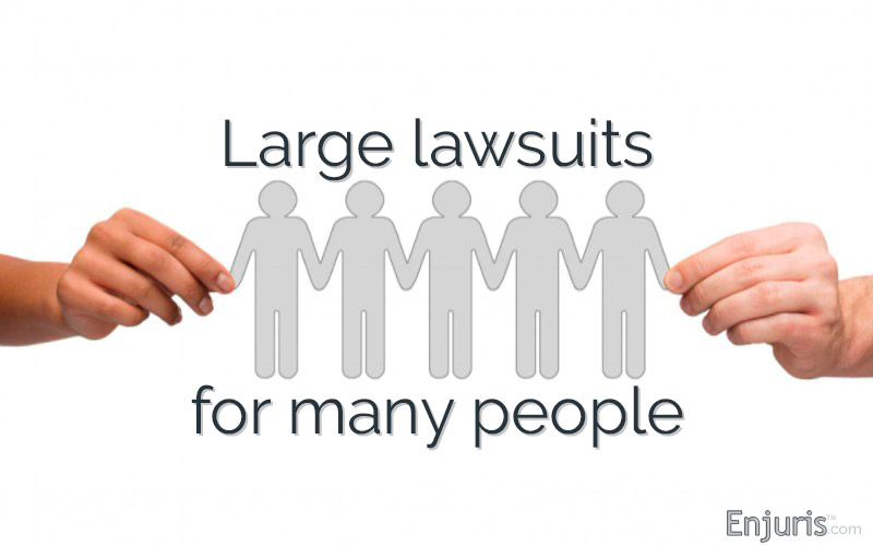 Class-Action Lawsuits, Multidistrict Litigation & Mass Torts