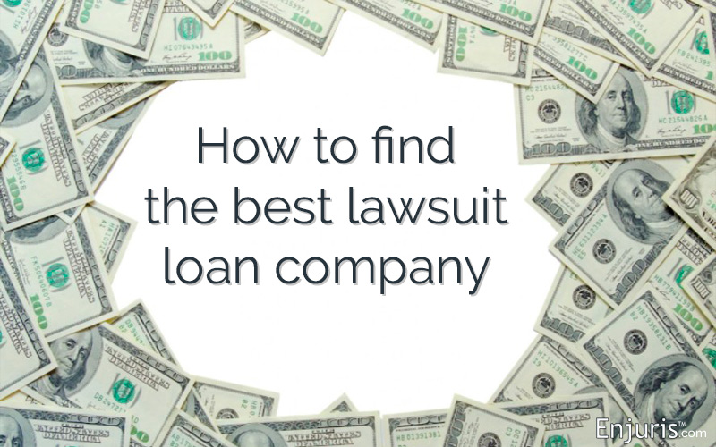 funding help during a lawsuit