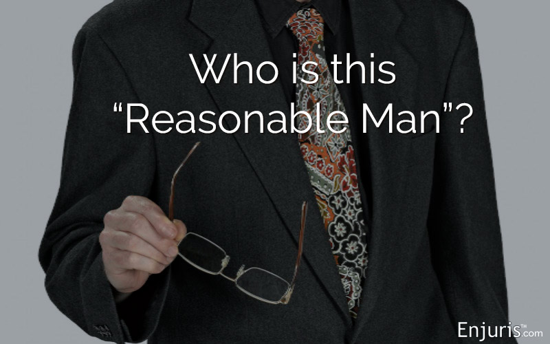 reasonable man suit glasses