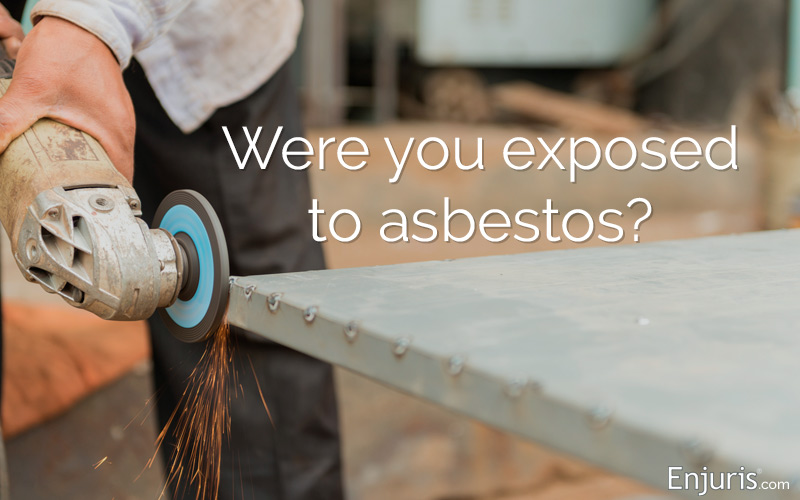 Asbestos Exposure Mesothelioma Personal Injury Lawsuits