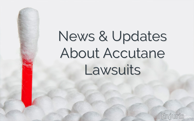 Accutane lawsuit updates