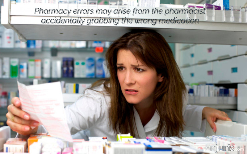 pharmacy errors due to overstocked shelves