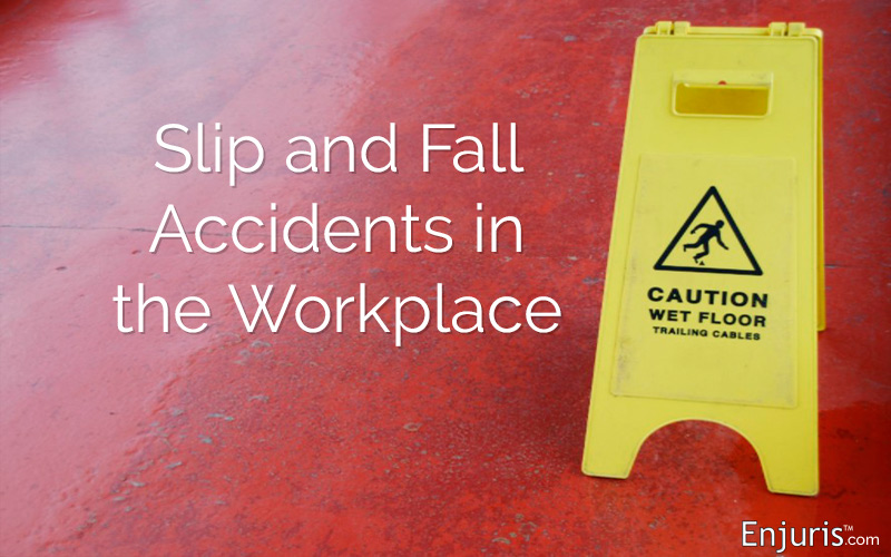Why Hire a Slip and Fall Attorney? Aronberg,Aronberg ...
