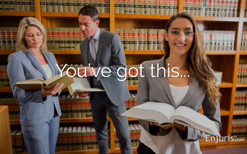 10 Tips for Law School Survival