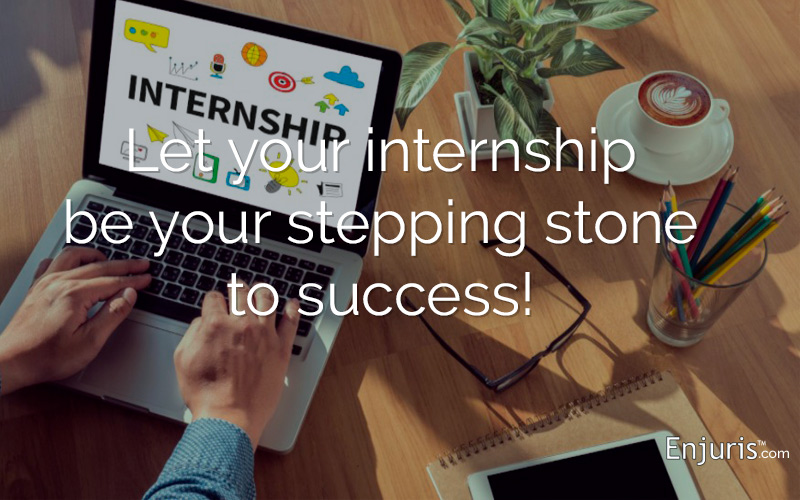 How to make the most of your legal internship