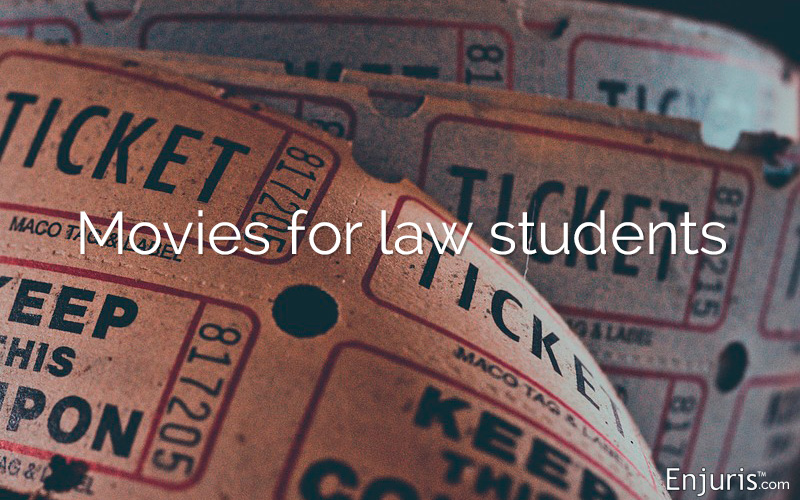 10 movies law students should watch