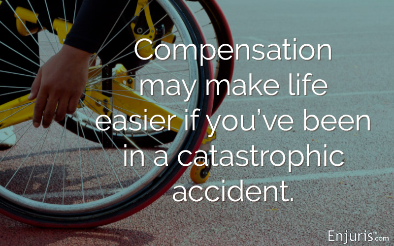 Texas catastrophic injuries & lawsuits