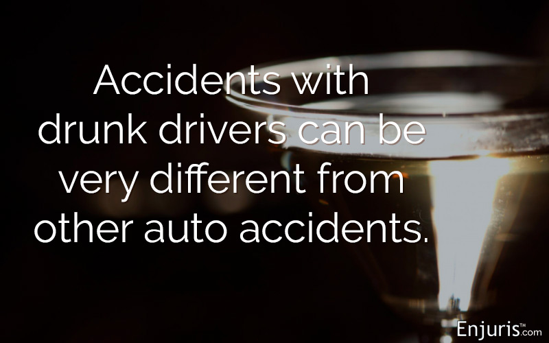 Texas drunk driving accidents & laws