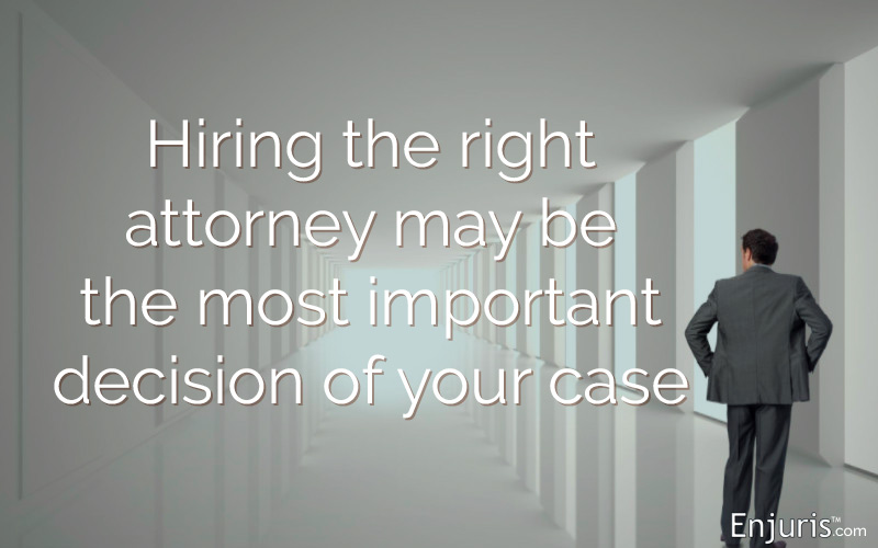 How to hire the right Texas accident attorney