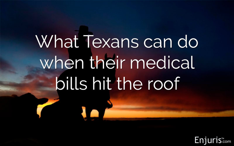 What Texans can do when their medical bills hit the roof