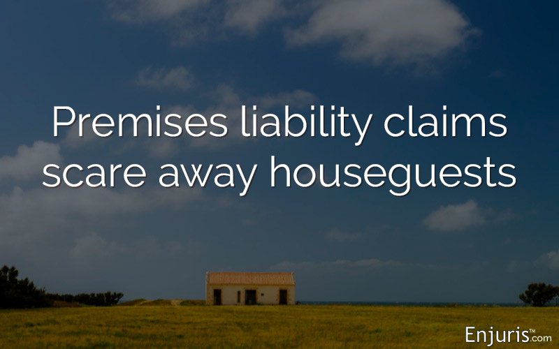 Texas premises liability laws