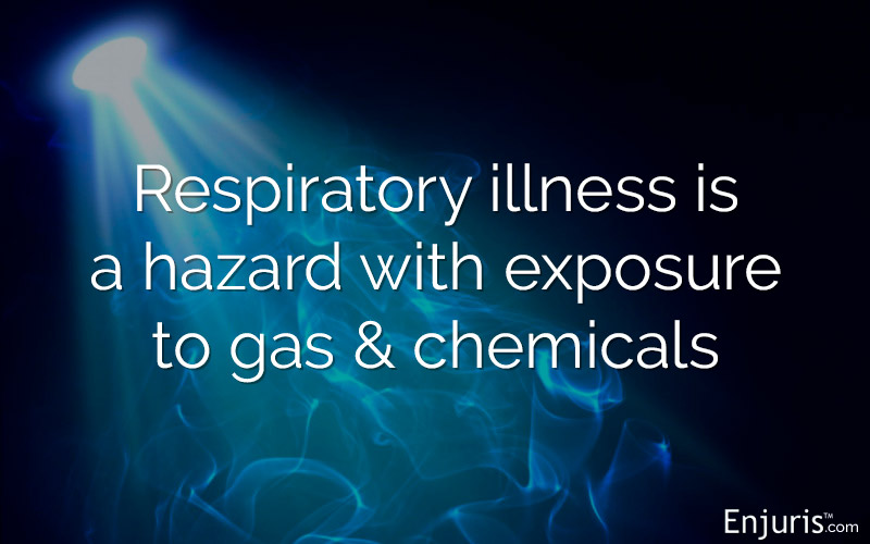 Respiratory Problems from Texas Oil Industry Work